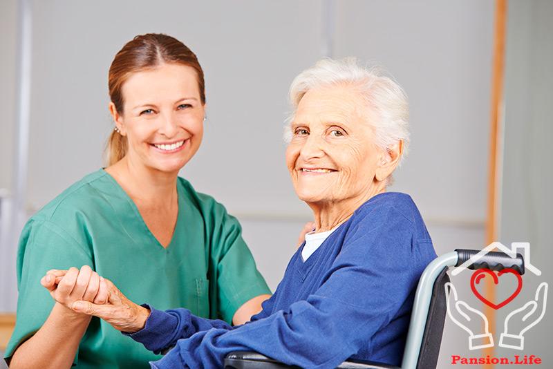 Хоспис для лежачих больных с деменцией интернаты для престарелых днепропетровск