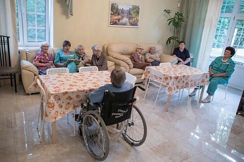 Дом престарелых истра частный дом престарелых в воронеже